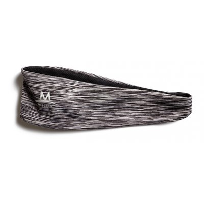 Head Band 3' Charcoal Space Dy