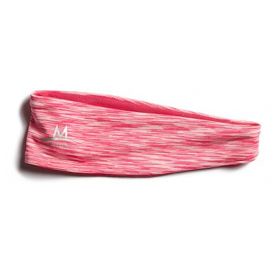 Head Band 3' Pink Space Dye