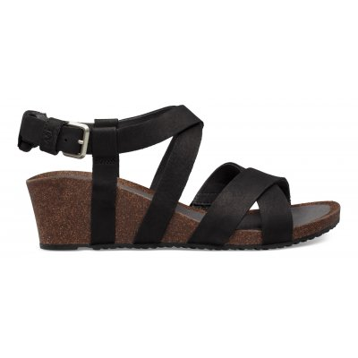 Mahonia Wedge Cross Strap W