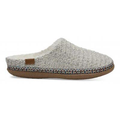 Birch Sweater Knitted Slipper Women