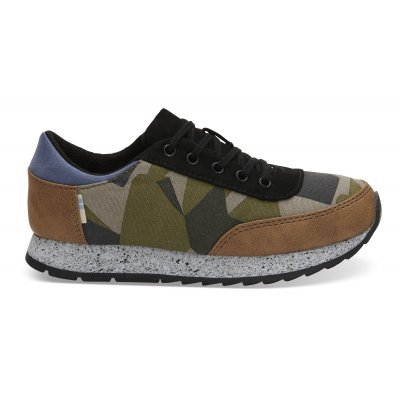 Burnt Olive Camo Cvs Bixby Y