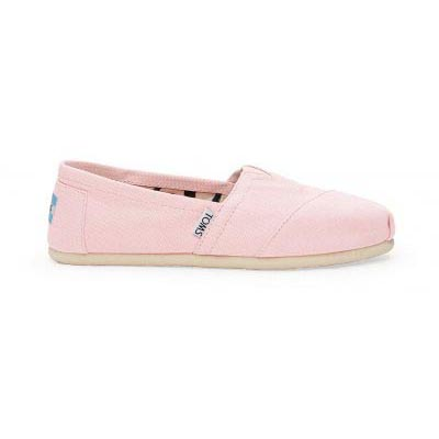 Pink Icing Canvas Women Classic