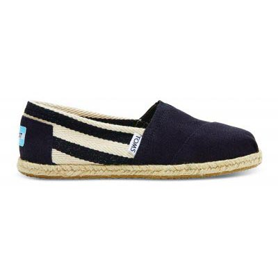 University Black Stripe Women Classic