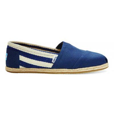 University Navy Stripes Male Classic