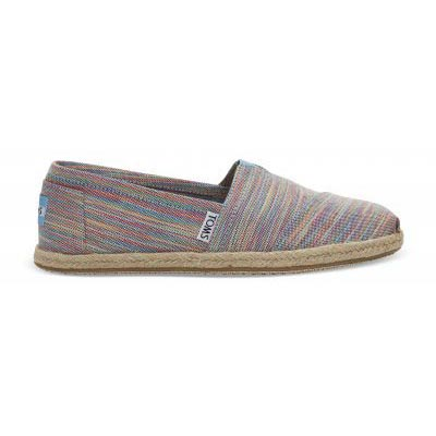 Blue Aster Multi Alpargata Women