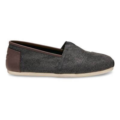 CHARCOAL HERRINGBONE MEN'S CLASSICS