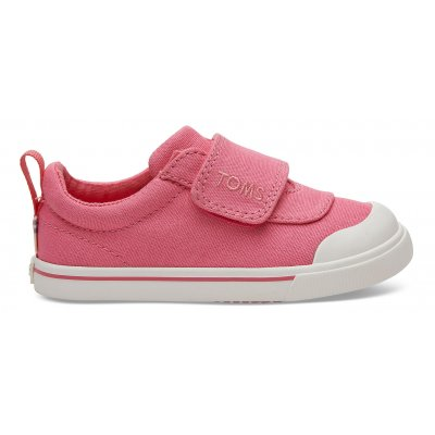 Bubblegum Pink Canvas Doheny T