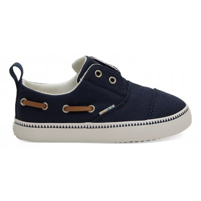 Navy Canvas Pasadena T
