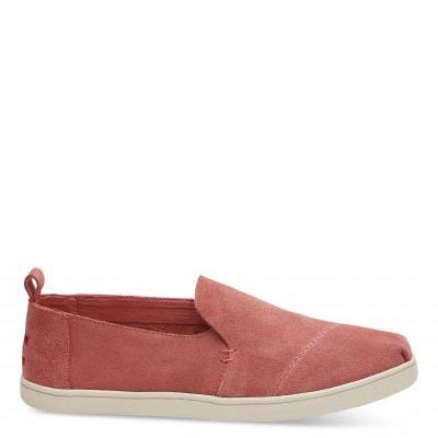 Rose Suede Cupsole Deconstructed Alpargatas Women