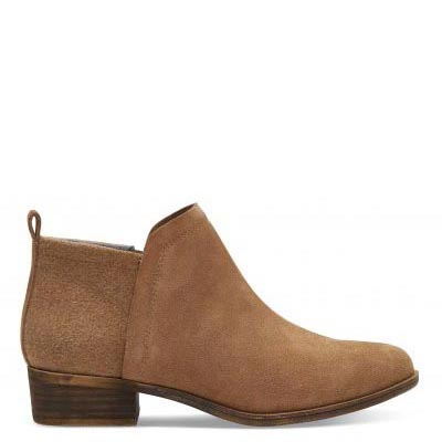 Toffee Suede Deia Women