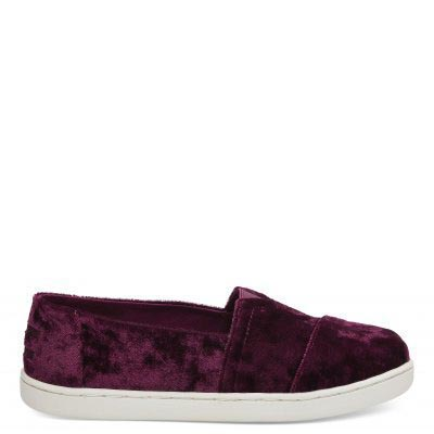 Black Cherry Velvet Youth Classics
