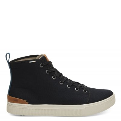 BLACK CANVAS TRVL LITE HIGH M