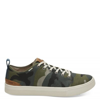 Camo Canvas Trvl Lite Low M
