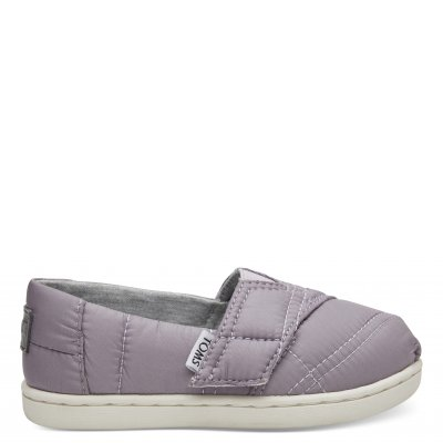 Lavender Quilted Alprg T