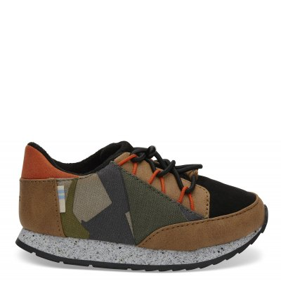 Burnt Olive Bixby T