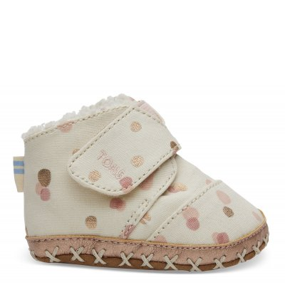 Pale Blush Dots Cuna T