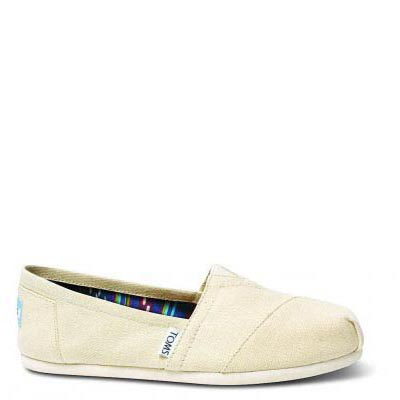 Natural Canvas Women Classic Alpargata