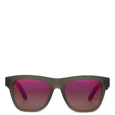 Traveler by TOMS Dalston Matte Grey Sunglasses