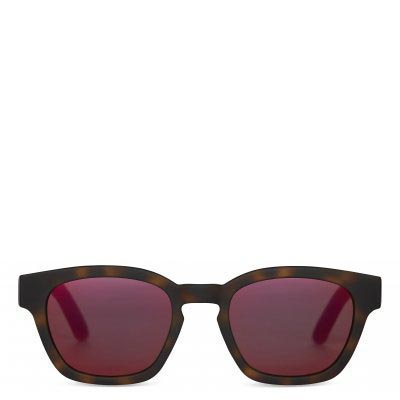Traveler by TOMS Bowery Dark Matte Sunglasses
