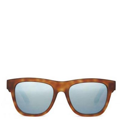 Traveler by TOMS Dalston Matte Honey Tortoise Sunglasses