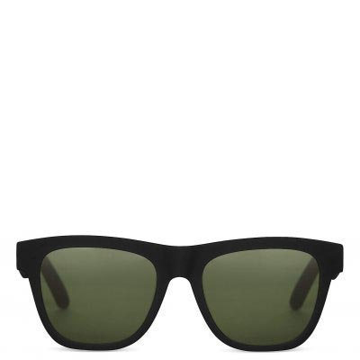 Traveler by TOMS Dalston Matte Black Polarized Mirrors