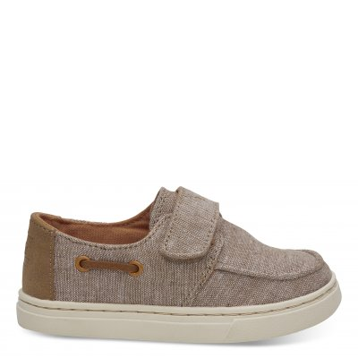 Toffee Slub Chambray Culver T