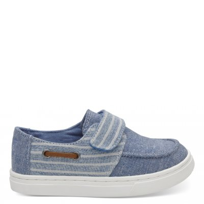 Blue Slub Chambray Culver T