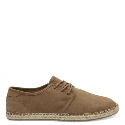 Toffee Suede Rope Diego M