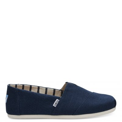 Majolica Blue Heritage Canvas Men's Classic