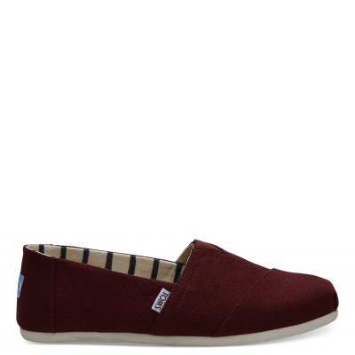 Black Cherry Heritage Canvas Men's Classic