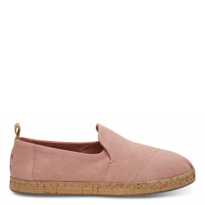 Bloom Oxford Deconstructed Alpargata Cork W