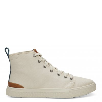 Birch Canvas TRVL Sneaker High M