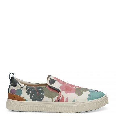 Tropical Canvas TRVL Slip-on M