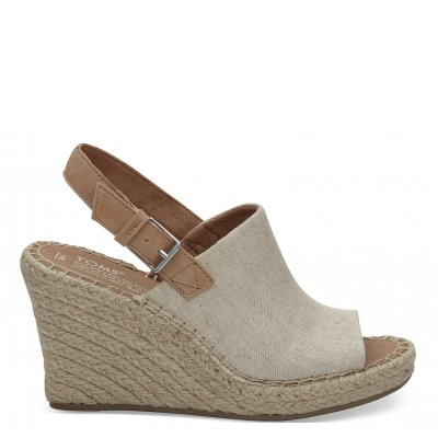 Natural Hemp Leather Monica W