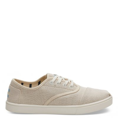 Natural Heritage Canvas Cupsole Cordones W