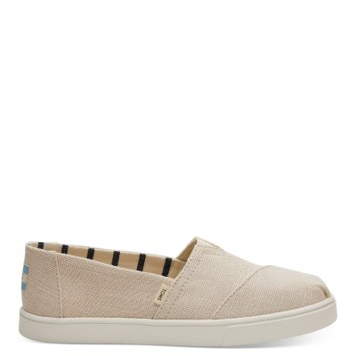 Natural Heritage Canvas Cupsole Alpargata W