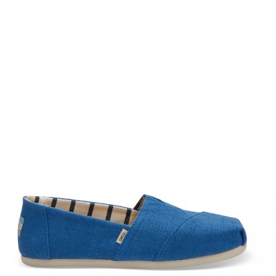 Blue Crush Heritage Canvas Alpargata W