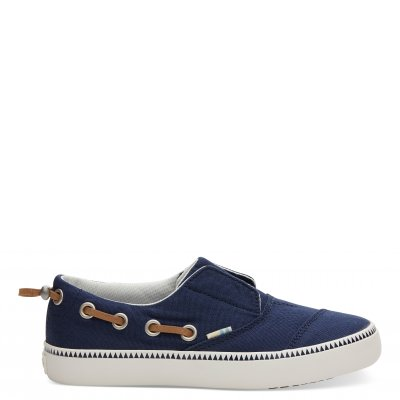 Navy Canvas Pasadena Y