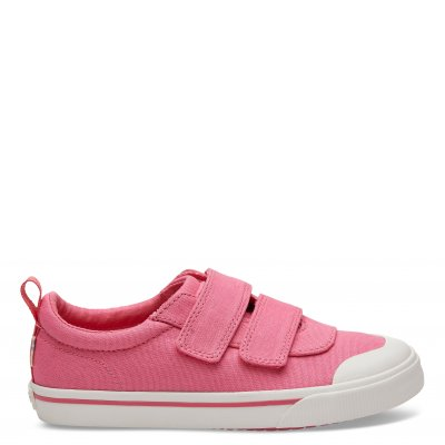 Bubblegum Pink Canvas Doheny Y