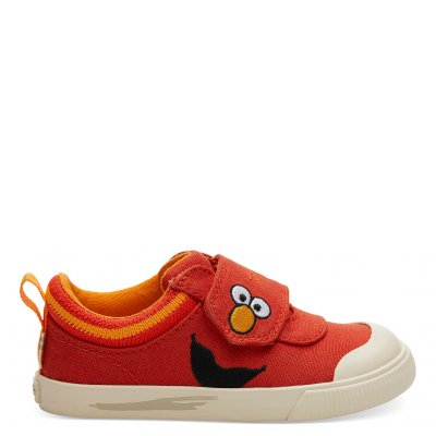 Red Elmo Face Doheny T
