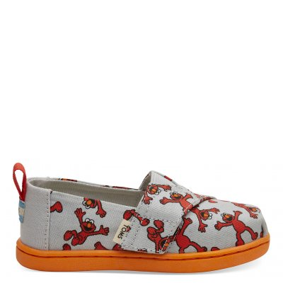 Light Grey Elmo Alpargata T
