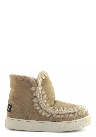 eskimo sneaker kid