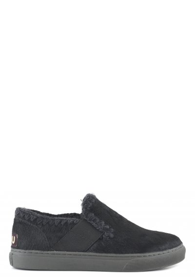 eskimo side elastic loafer