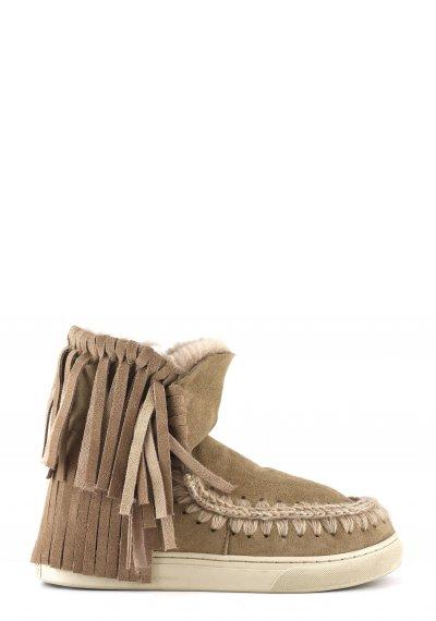 eskimo sneaker fringed