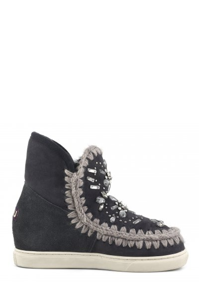 inner wedge sneaker new crystals