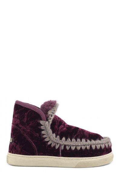 eskimo sneaker velvet