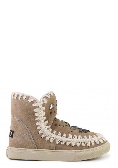 summer eskimo sneaker rhinestones