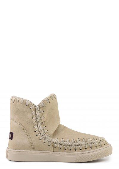 summer eskimo sneaker vintage leather