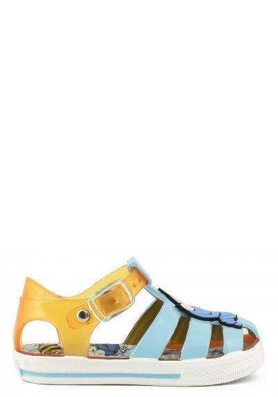 Sandali in pvc con accessorio