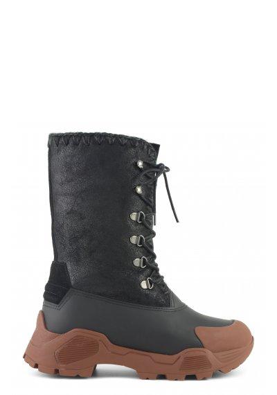 buy popular 02f4e be508 mou woman's mid boots - mou woman's footwear online fall winter